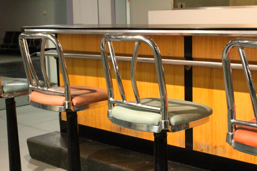 Greensboro Lunch Counter, Museum of American History