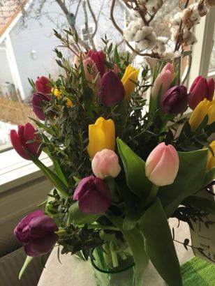 tulipaner fra BK